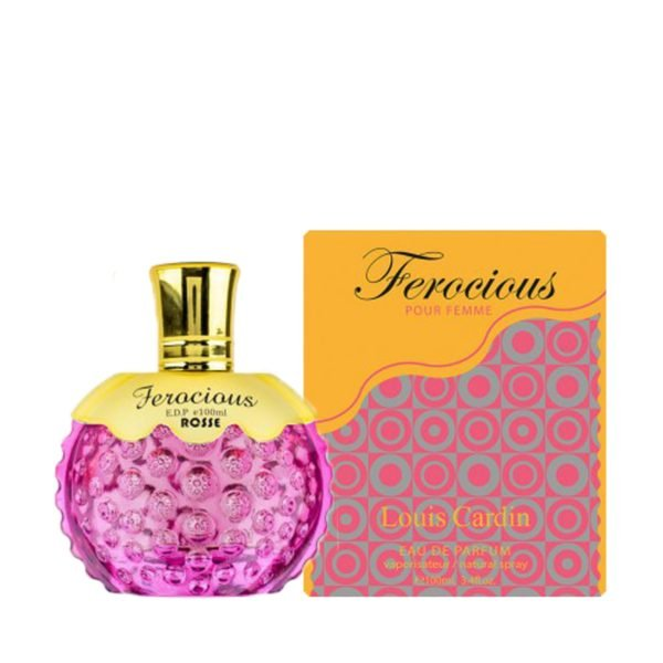 "Louis Cardin ""Ferocious EDP"" 100ml"