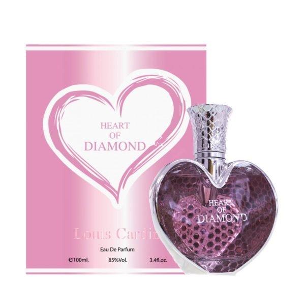"Louis Cardin ""Heart Of Diamond"" 100m"