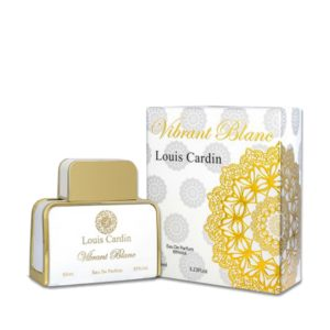 "Louis Cardin ""Vibrant Blanc EDP"" 95ml"