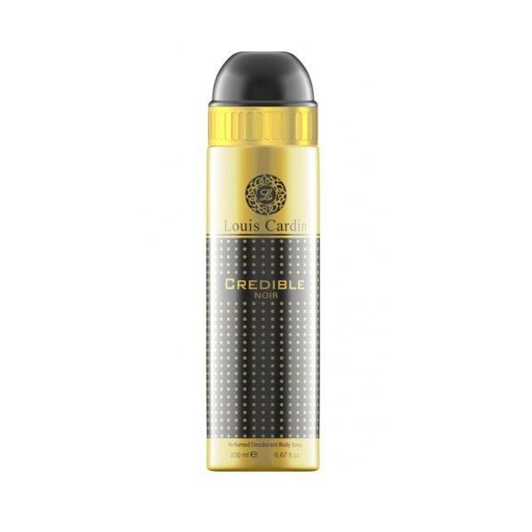 Louis Cardin Credible Noir Deo Spray 200m